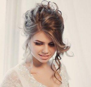 peinados para una boda con estilo bohemio