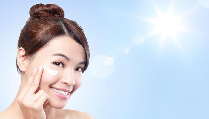 Protector solar para piel seca/sensible