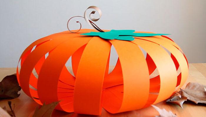 calabaza halloween manualidades
