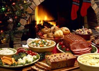 Cena de navidad recetas