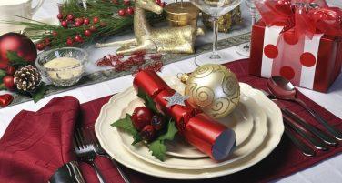 3 Fabulosas Ideas Para La Decoración De Una Mesa De Navidad