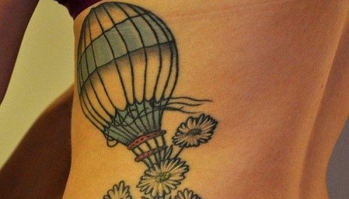 globos tatuajes
