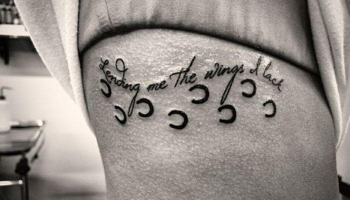 herraduras tatuajes