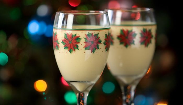 Recetas de navidad ponche de crema