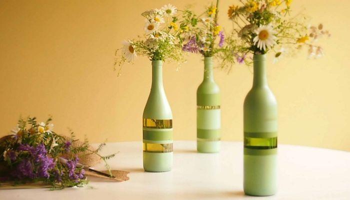 botellas de cristal para licores