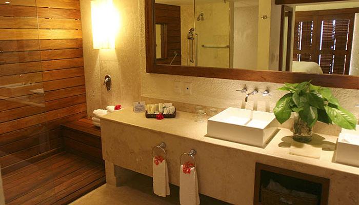 casas modernas por dentro decoración de baños