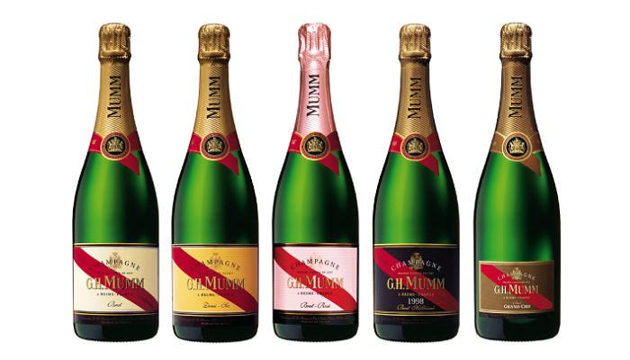 champagne mumm gh