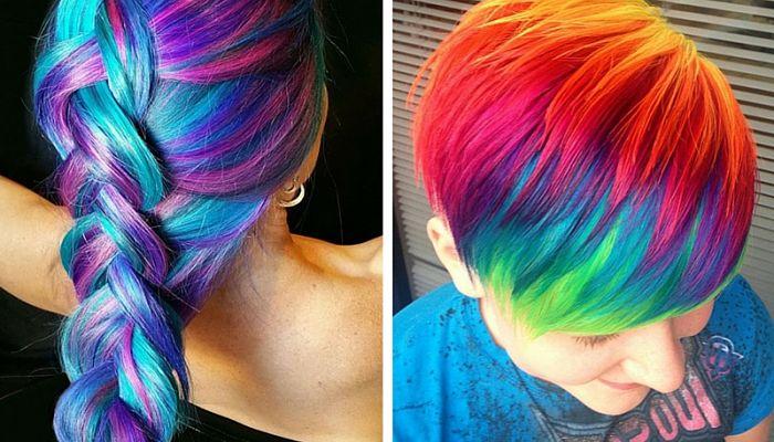 colores de pelo otoño 2016 fantasias