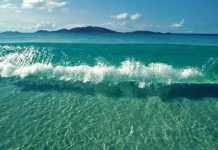 agua de mar hipertónica