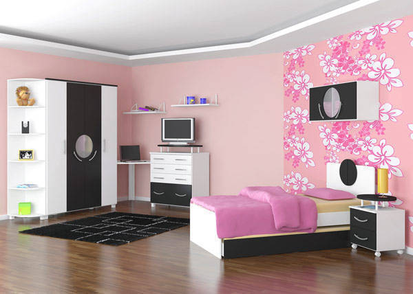 9 pasos a seguir en la decoración de habitaciones juveniles modernas