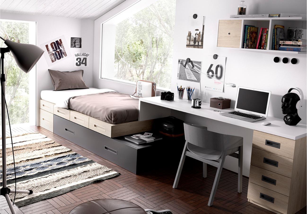 9 pasos a seguir en la decoraci n de habitaciones - Habitaciones juveniles para chico ...