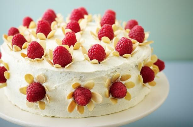 ideas para decorar pasteles con fruta