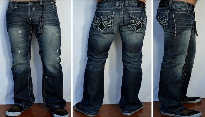 decorar los bolsillos de tus jeans