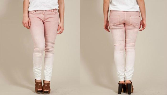 inspiraciones para redecorar tus jeans