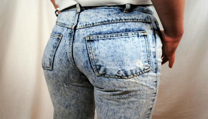cómo decorar pantalones viejos