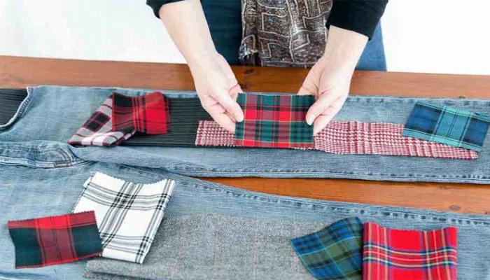 como adornar tus pantalones