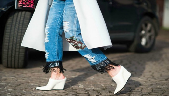 ideas para decorar tus jeans