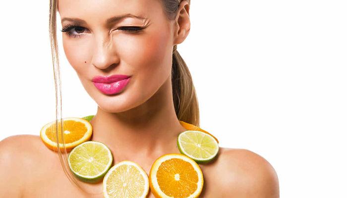 cómo usar el limón para mi piel