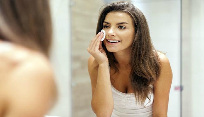 aceite de oliva para remover el maquillaje de la piel
