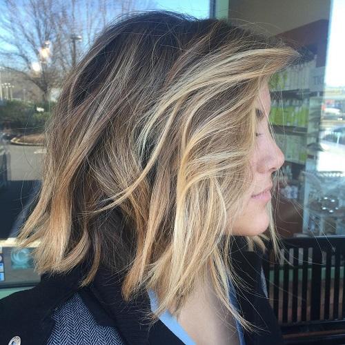 cortes de cabello bob con ondas profundas