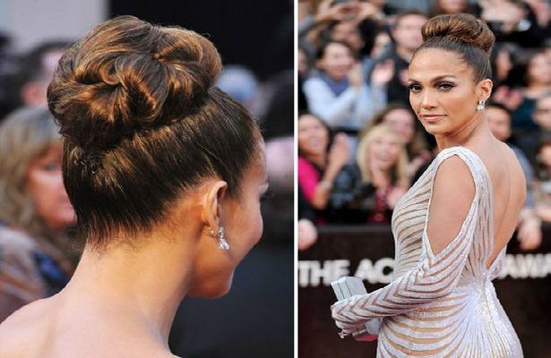 cortes de pelo que adelgazan como J-Lo