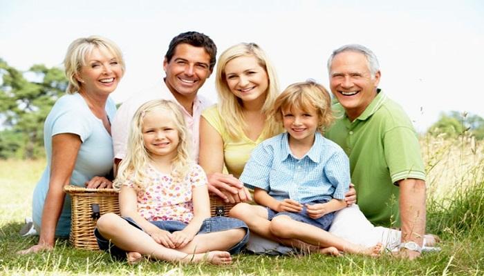 los valores son fundamentales en las familias