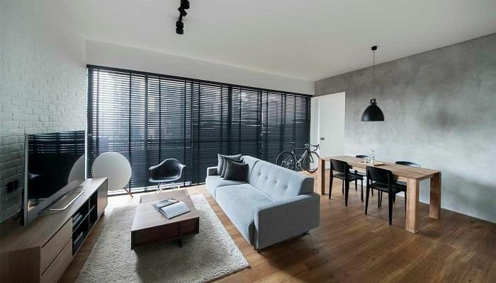 como decorar la casa usando el estilo industrial