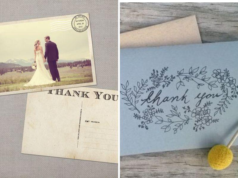 cartas decorar tu boda vintage