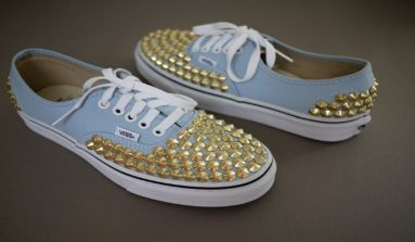 ¡Conoce 8 Formas Para Decorar Zapatos Viejos Y Traerlos A La Vida!