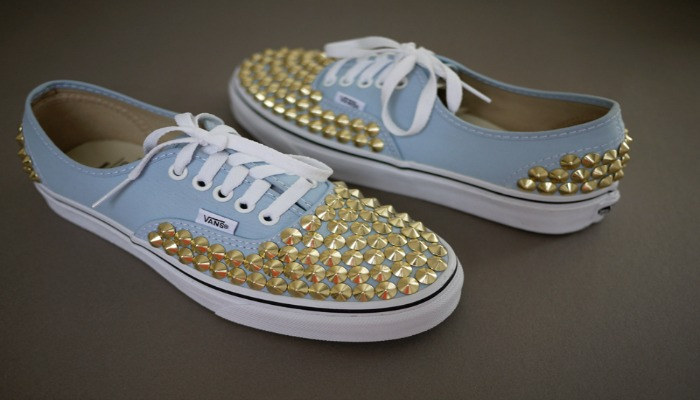 decorar zapatos viejos