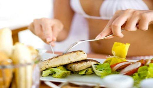 La Dieta De Las 2000 Calorías Para Bajar De Peso En Una Semana. Menú Completo