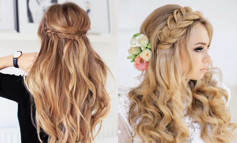 Las mejores fotos de peinados para bodas escoje el mas adecuado - Como hacer peinado para boda ...