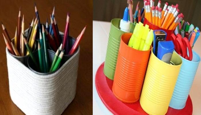 organiza el escritorio con estas hermosas ideas