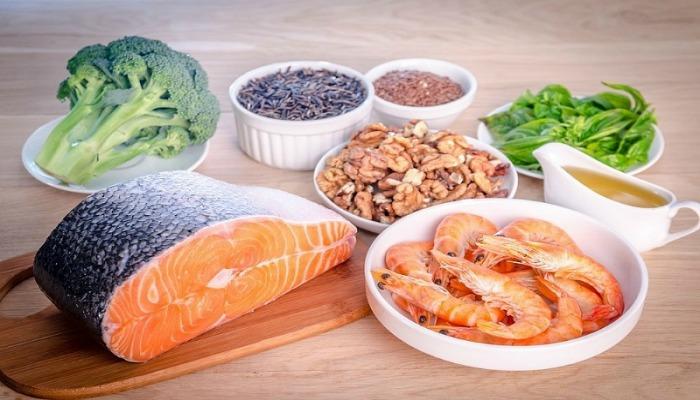 comidas con omega 3 para la piel