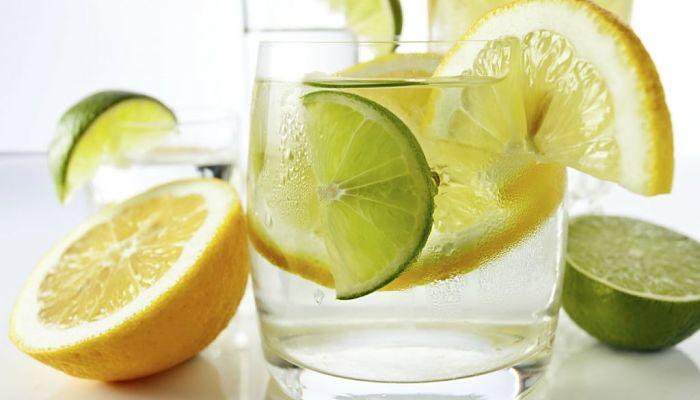 una dosis de vitamina C para un vientre plano
