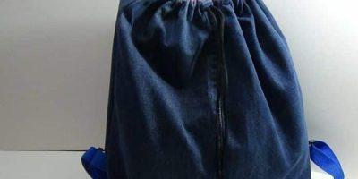 bolsos de tela hecho a mano