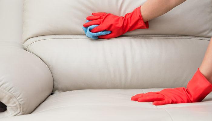 Como limpiar sof s de piel f cil y con productos caseros - Como limpiar un sofa ...
