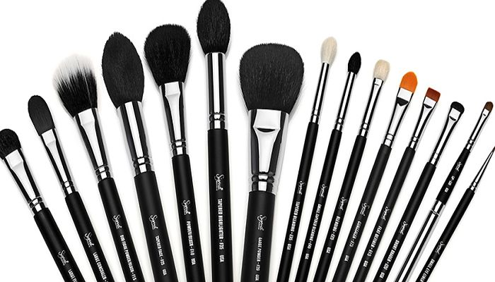 las mejores brochas de maquillaje