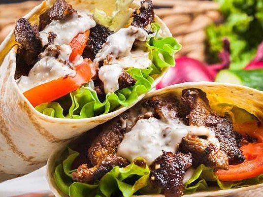 como hacer kebab en casa