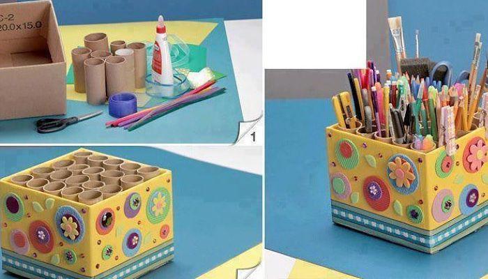 Como decorar cajas great mesita de centro with como - Como adornar una caja de zapatos ...