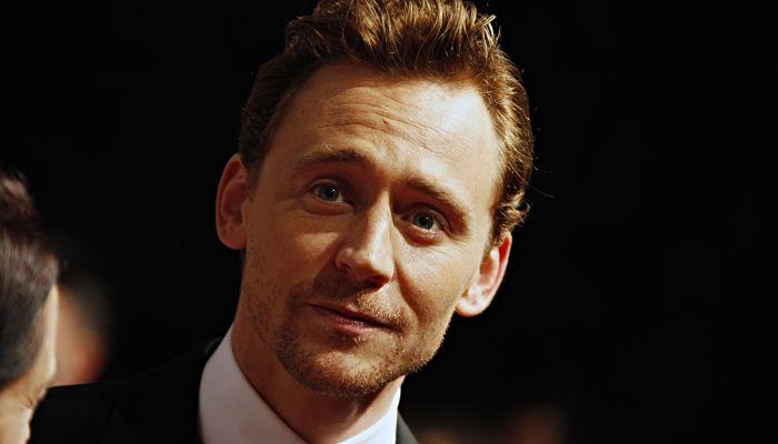 Thomas Hiddleston.