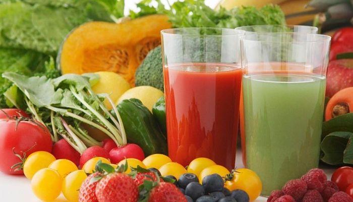 frutas y vegetales nos aportan grandes beneficios