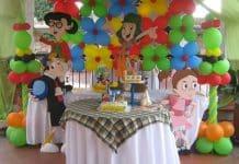 decoracion de fiestas infantiles