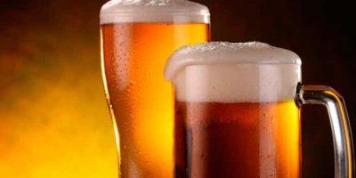 espuma de la cerveza