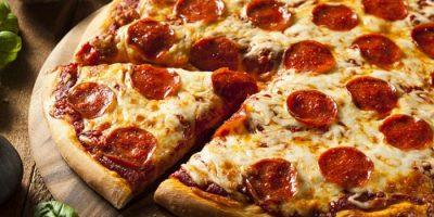masa pizza con levadura royal