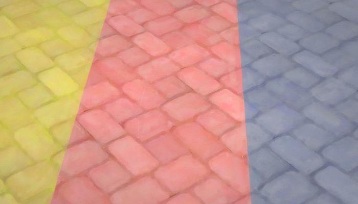 combina los colores