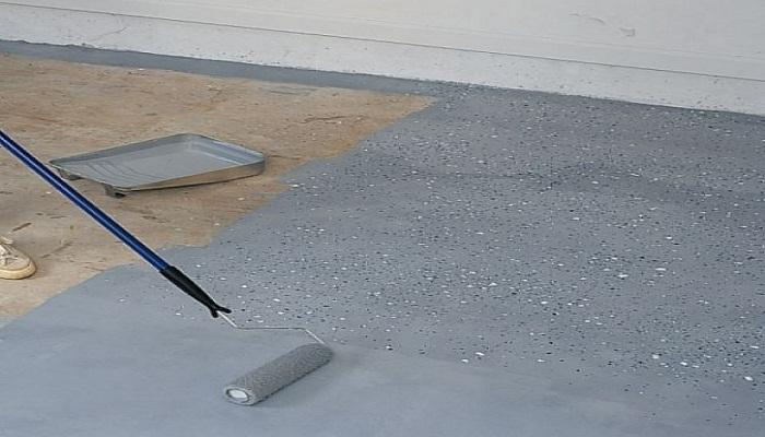 Pintura para suelos de cemento consejos para renovar tus for Precio pintar piso