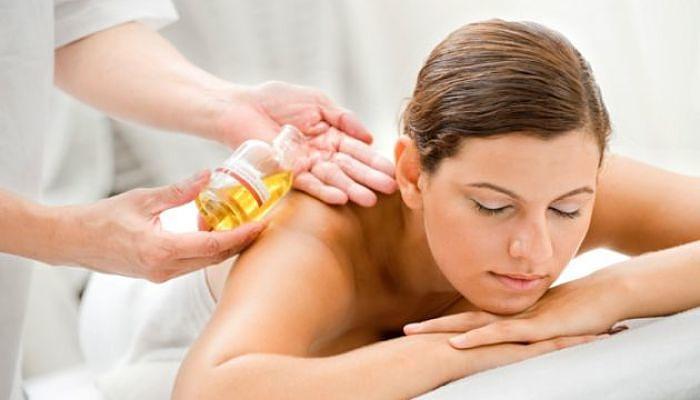 un merecido masaje