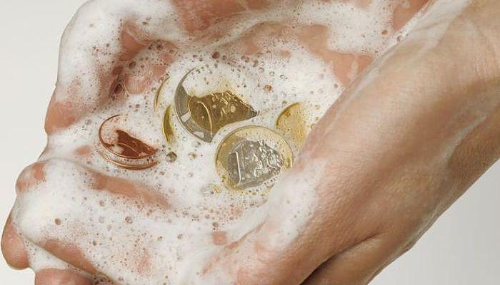 limpiarlas las monedas antiguas