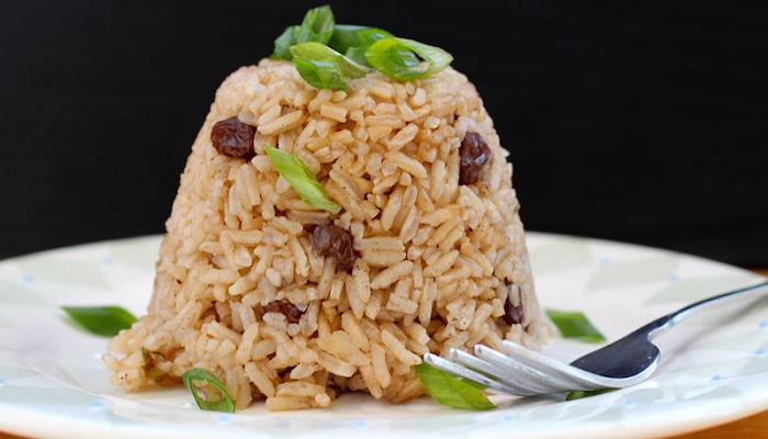 arroz con coca cola
